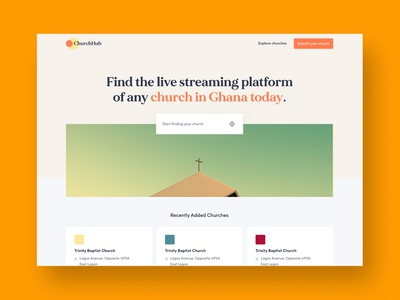 Find the live streaming platform of any church in Ghana today. technology church marketing facebook church ghana