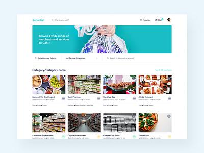 Ecommerce Multivendor Supermarket ecommerce shop products marketing ecommerce