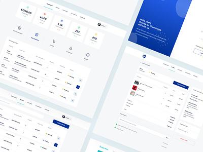 E-commerce Dashboard for Merchants ecommerce app orders technology shopping ecommerce shop ecommerce
