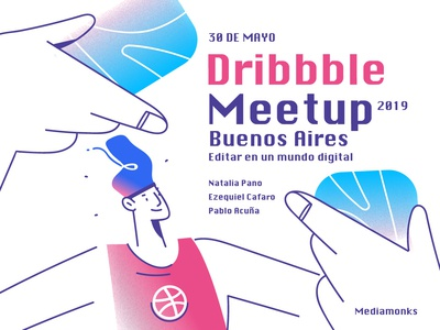 Dribbble Meetup #02 - Buenos Aires (Playoff)