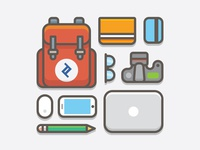 Digital Nomad's Gear