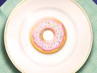 Ramadan Donut!