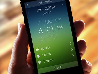 Set Alarm App