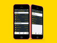 TireFacts App-Redesign