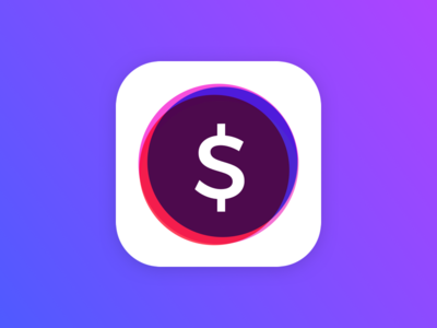 Financial App Icon - Concept