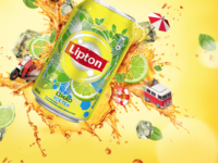 Lipton Freshness Splash