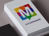 Socialmosaic Logo