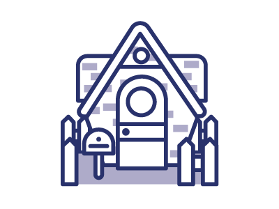 Village Home By Ivanna Mikityuk Dribbble Dribbble
