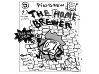 PicoBrew Sticker - Prison Escape Concept
