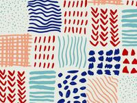An organic pattern