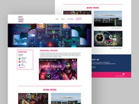 PlayEveryWare - Project Pages