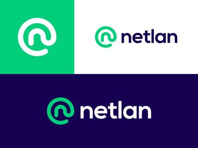 You're so 90's branding mint tech communication telecommunication mark logo minimal technology mail at internet