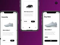 Sneaker Shopping App