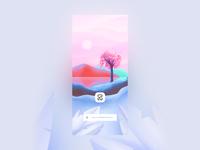 Zen Garden - Splash Screen and logo