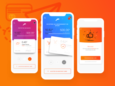 Sqirl goals savings app money