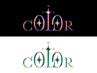 The Color - Text exploration