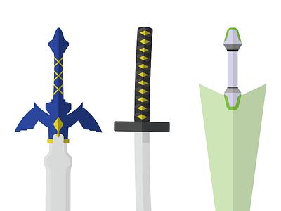 Jack is back! z saber master sword illustration sword samurai jack megaman zero megaman legend of zelda zelda
