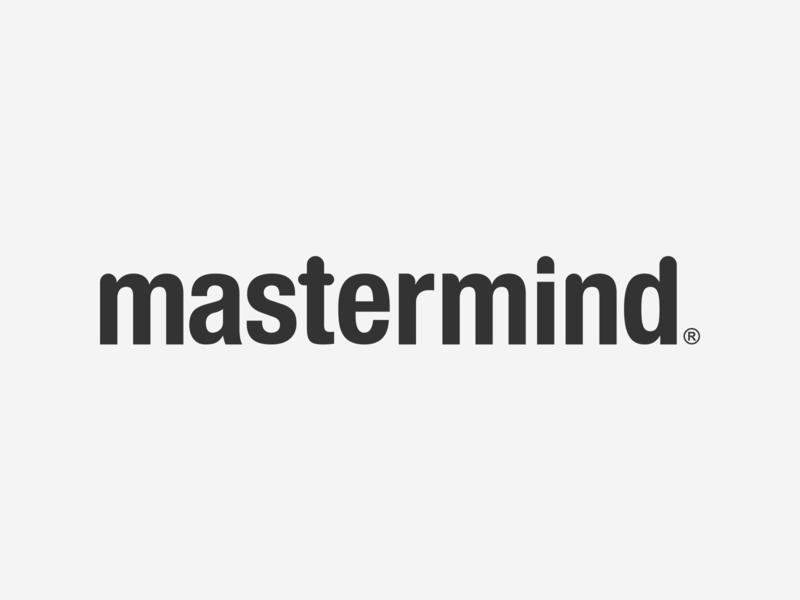 Mastermind © 2018 myinitialsareace ace handmade calligraphy collection marks custom type logos typography logo