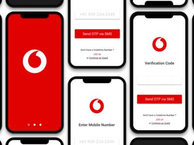 Vodafone Onboarding