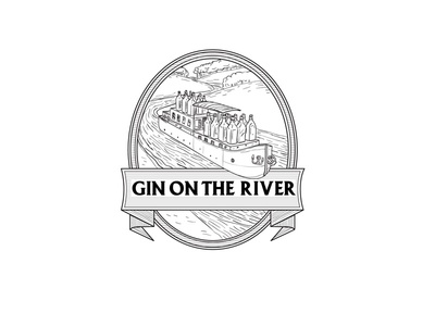 Gin on the River