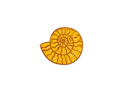 Ammonite Retro