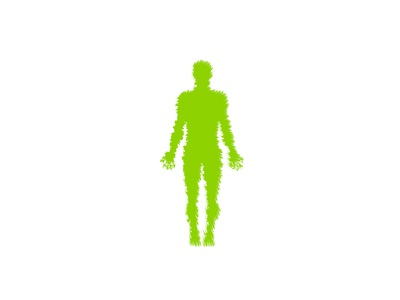 Human Anatomy Distorted male unsteadily irregularly man human being front standing brightness human body misshape deform distort bend twist deformed mishapen istorted human anatomy icon retro