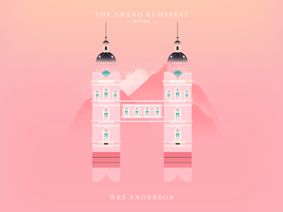 The Grand Budapest Hotel Dropcap