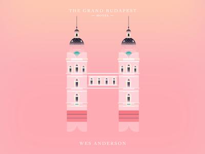 The Grand Budapest Hotel Dropcap 2