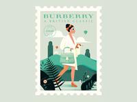 Burberry DK88 x Bagaholic Boy