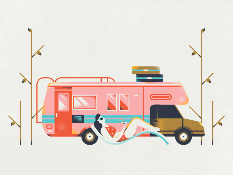Airbnb 2018 Travel Trends - RV