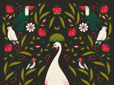 Birds of Paradise 2.0