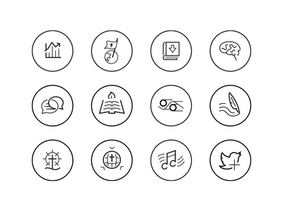 Icons for Digital Publication