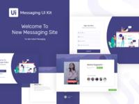 Messaging  Website