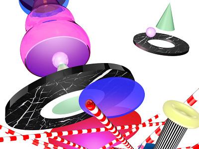 #FeelThatShit 01 design abstract 3d