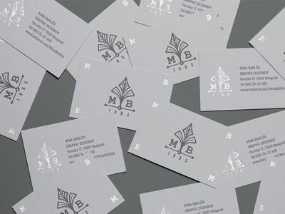 Personal logo/branding
