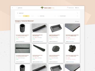 Platform for e-commerce