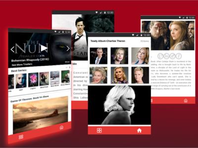 Movie News App