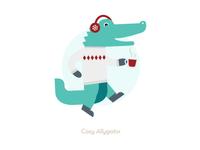 Cosy Allygator