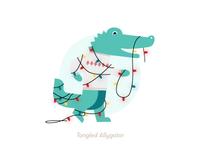 Tangled Allygator