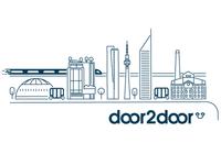 door2door Future City Vision.