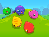 Hatch for iOS pet animal vector illsutration animation