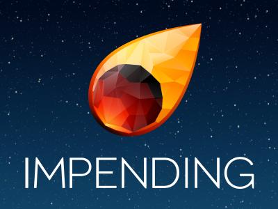 Impending impending logo