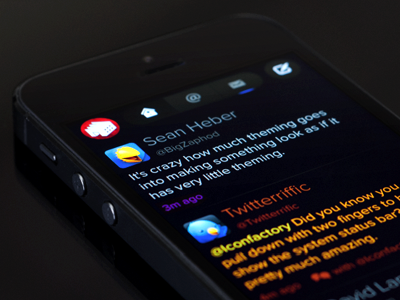 Twitterrific 5 twitterrific interface design iconfactory