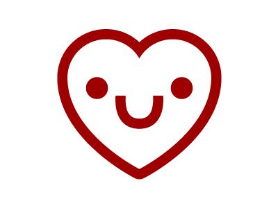 I Love You symbol glyph