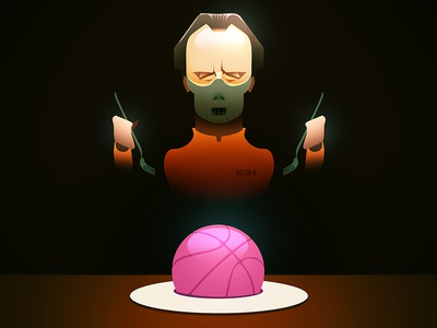 Dribbble -- The hunger is real!