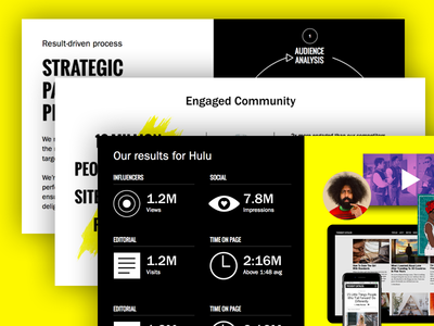 Thought Catalog Pitch Decks