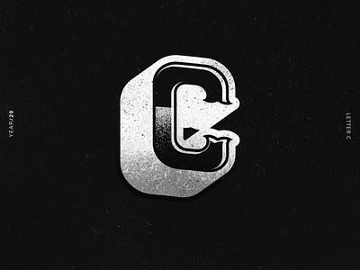 C alphabet 36daysoftype lettering lettering challenge lettering art illustrator typography illustration design