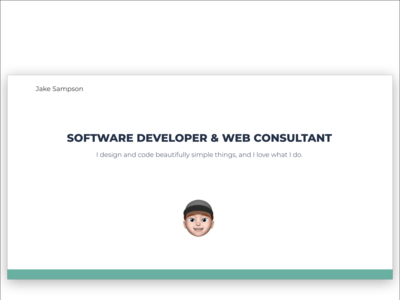 Website Refresh