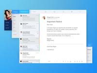 Mail UI