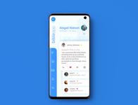Bible App Concept